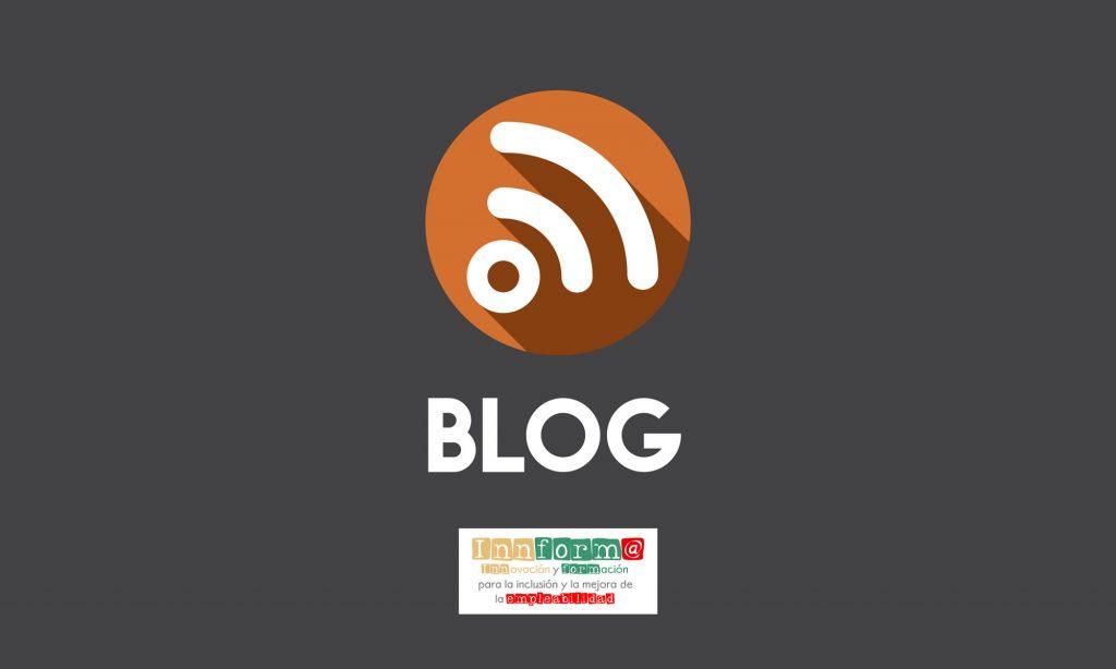 Enlace a Blog del Proyecto Innform@